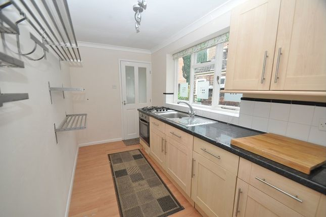 Thumbnail Terraced house to rent in Jervis Street, Northwood, Stoke On Trent