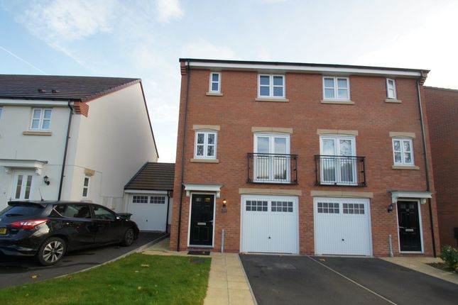 Thumbnail Semi-detached house to rent in Humber Road, Coventry