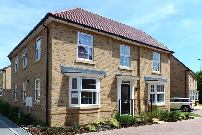 "Thumbnail Detached house for sale in ""Eden"" at Park View, Moulton, Northampton"
