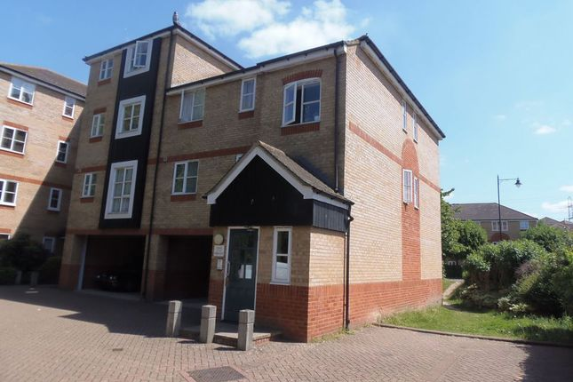 Thumbnail Flat for sale in Martini Drive, Enfield