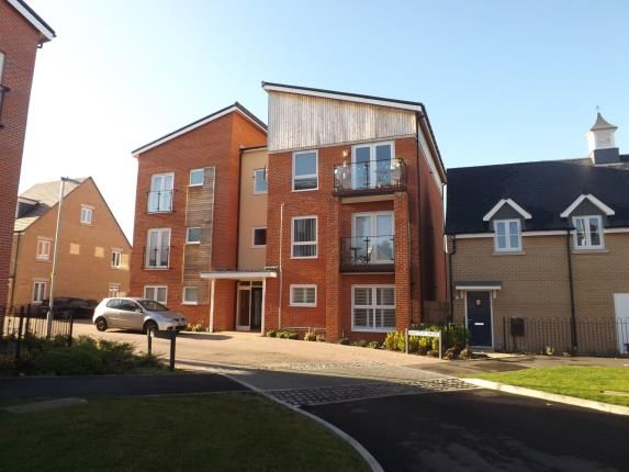 Thumbnail Flat for sale in Whittle Drive, Biggleswade, Bedfordshire
