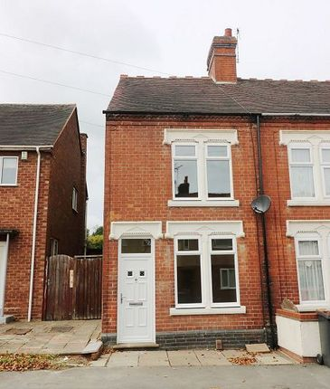 Thumbnail Semi Detached House For Sale In Westbury Road Nuneaton 8H