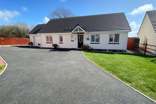 Thumbnail Bungalow for sale in Myrtle Meadows, Steynton, Milford Haven