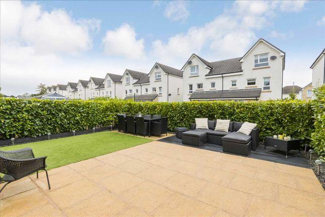 Rear Garden of Langholm, Newlands Road, East Kilbride, Glasgow G75