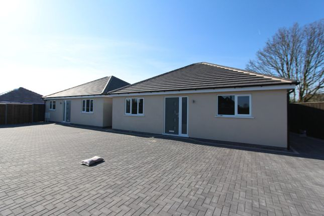 Thumbnail Detached bungalow for sale in Princes Road, Polesworth, Tamworth