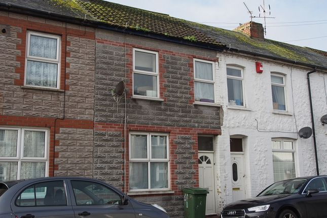 Thumbnail Property for sale in Llewellyn Street, Barry