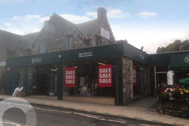 Thumbnail Retail premises to let in Dean Court, Tom-Na-Moan Road, Pitlochry