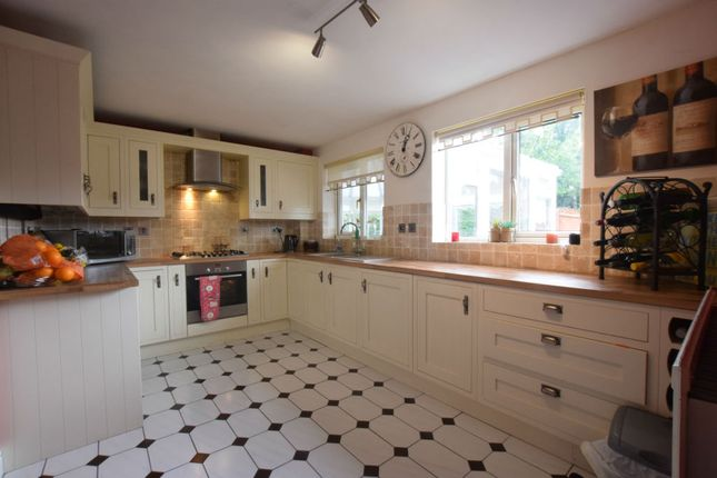 Thumbnail Detached house for sale in Princess Beatrice Close, Norwich, Norfolk
