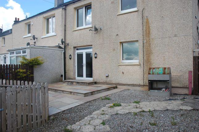 Thumbnail Flat for sale in 9 Threave Terrace, Castle Douglas
