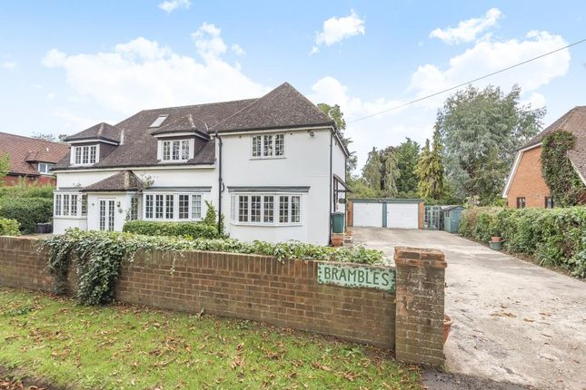 Thumbnail Detached house for sale in Bray, Maidenhead