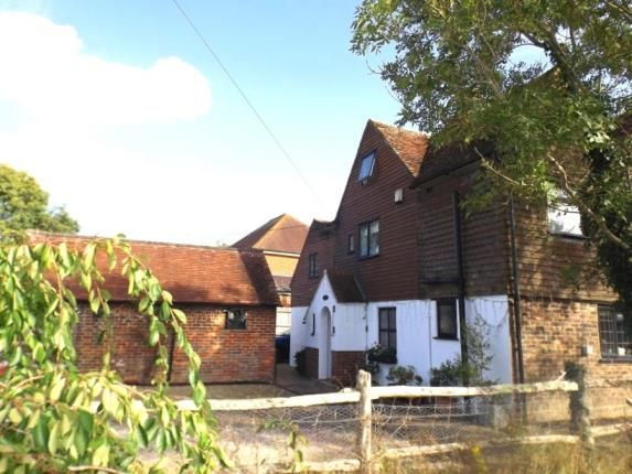 Thumbnail Detached house for sale in Chiddingly Road, Horam, Heathfield, East Sussex
