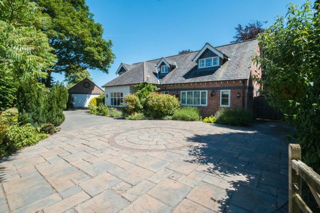 Thumbnail Detached house for sale in Lyme Grove, Altrincham