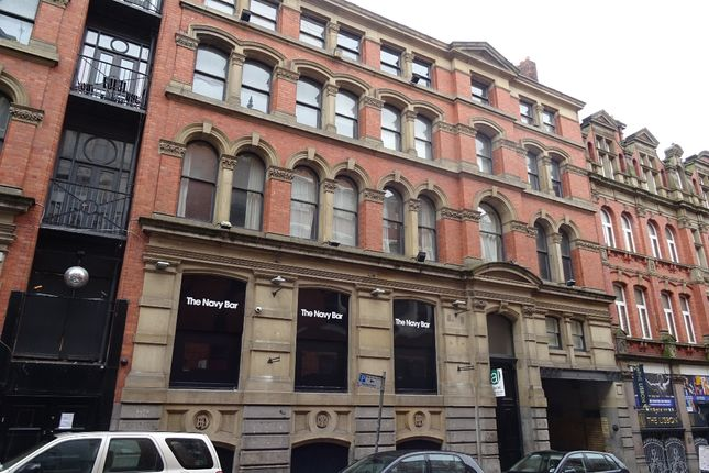 Thumbnail Flat to rent in Stanley Street, Liverpool
