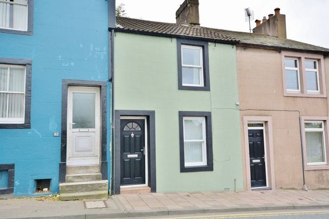 Thumbnail Terraced house for sale in Guard Street, Workington