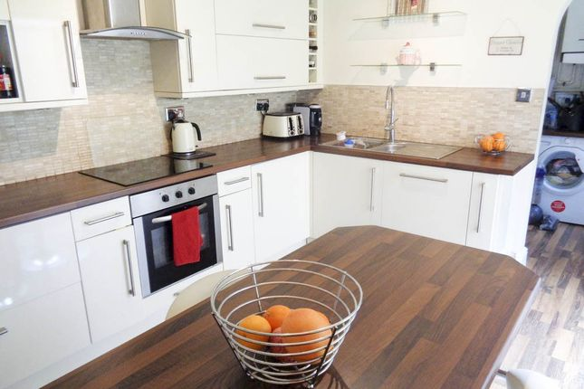 Thumbnail Semi-detached house for sale in St. Stephens Avenue, Pentre