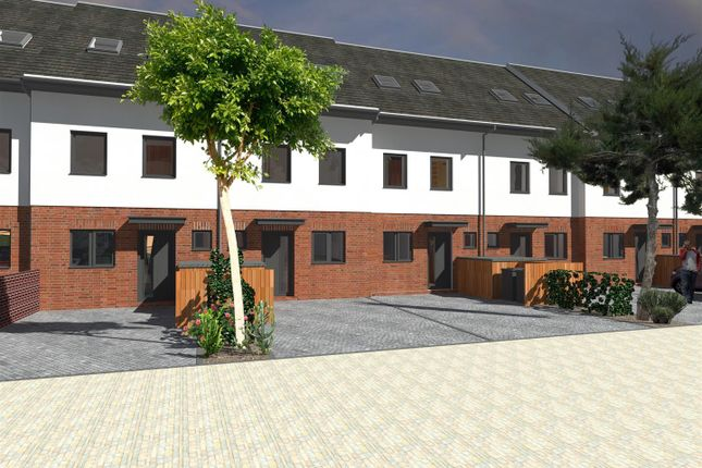 Thumbnail Town house for sale in The Keys, Chalvey High Street, Slough