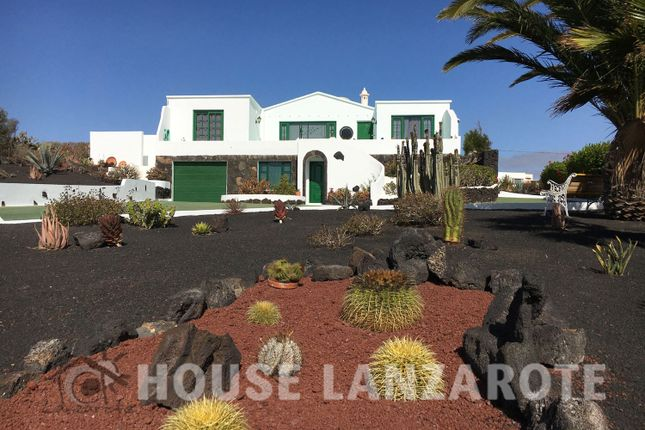 4 bed detached house for sale in Güime, San Bartolomé, Lanzarote, Canary Islands, Spain