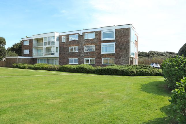 Thumbnail Flat for sale in Cliff Road, Milford On Sea, Lymington, Hampshire