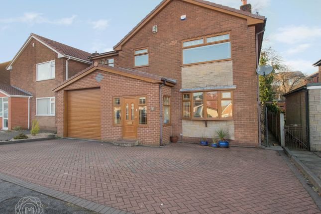 Thumbnail Detached house for sale in Kintyre Drive, Bolton