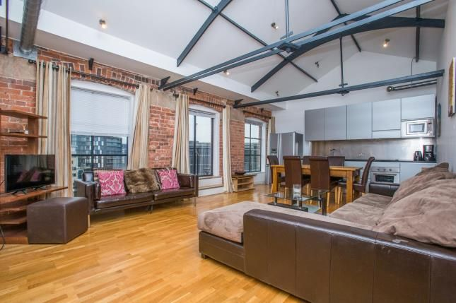 Thumbnail Flat for sale in Roberts Wharf, East Street, Leeds, West Yorkshire