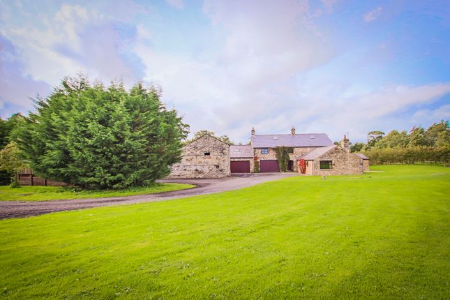 Thumbnail Farmhouse to rent in Settle Road, Bolton By Bowland, Clitheroe