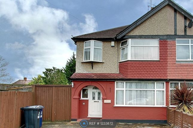 Thumbnail Semi-detached house to rent in Malden Avenue, Ealing