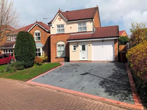 Thumbnail Detached house for sale in Wharfedale Close, Blackburn, Lancashire