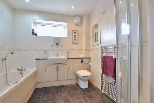 Bathroom of Heathbank Avenue, Irby, Wirral CH61