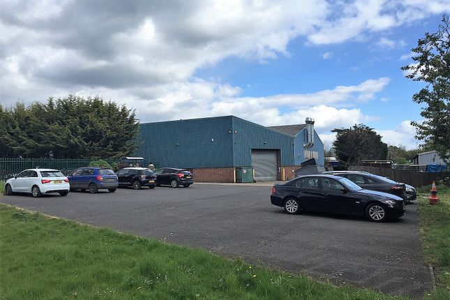 Thumbnail Industrial for sale in Studlands Park Avenue, Newmarket