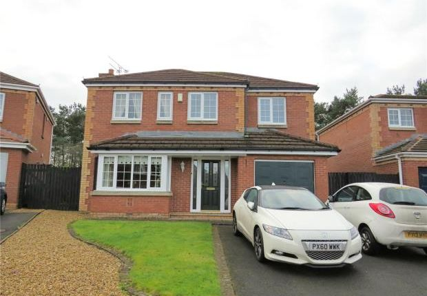 Thumbnail Detached house for sale in Marvejols Park, Cockermouth, Cumbria