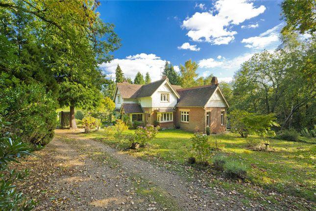 Thumbnail Detached house for sale in Hook Heath Road, Hook Heath, Woking, Surrey