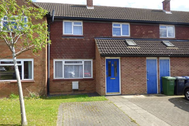 2 bed terraced house for sale in Dorset Close, Wyton, Huntingdon PE28