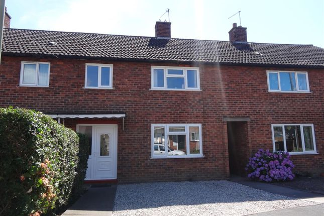 Thumbnail Terraced house for sale in 76 Cordwell Park, Wem, Shropshire