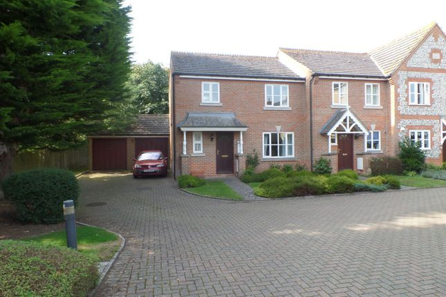 Thumbnail End terrace house to rent in King George Gardens, Chichester