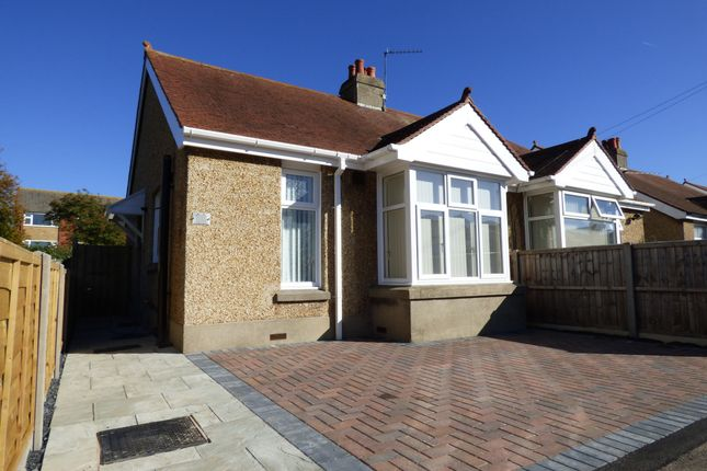 Thumbnail Semi-detached bungalow to rent in Clyde Road, Gosport