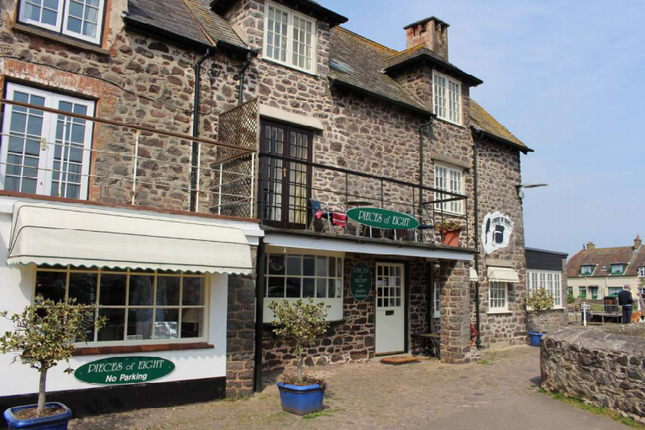 Thumbnail Retail premises for sale in Porlock Weir, Minehead, Somerset