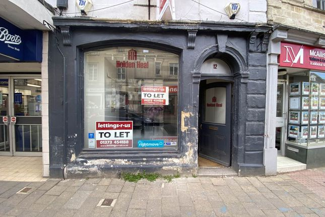 Thumbnail Commercial property to let in Market Place (Combined), Frome, Somerset