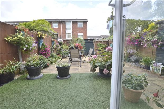 Thumbnail Terraced house for sale in Twixtbears, Tewkesbury, Gloucestershire