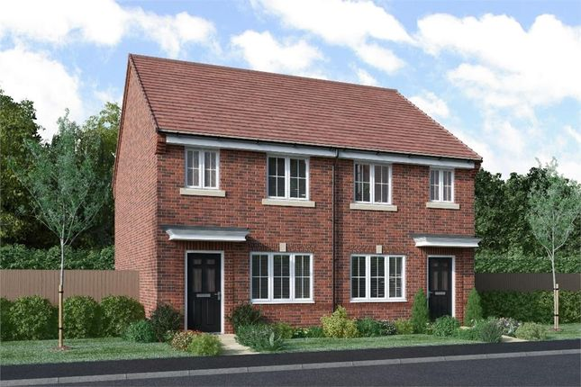 """Thumbnail Semi-detached house for sale in """"Stretton"""" at Hemsworth Road, Sheffield"""