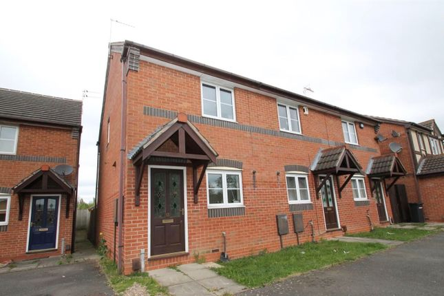 Thumbnail End terrace house to rent in St. Davids Road, Leicester