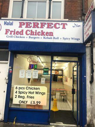 Thumbnail Restaurant/cafe for sale in Stoke Newington High Street, London