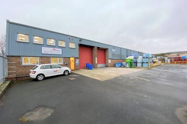Thumbnail Warehouse to let in Rossdendale Road Industrial Estate, Burnley