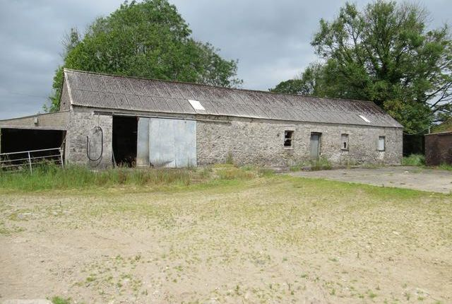Cowshed of Spittal, Haverfordwest SA62