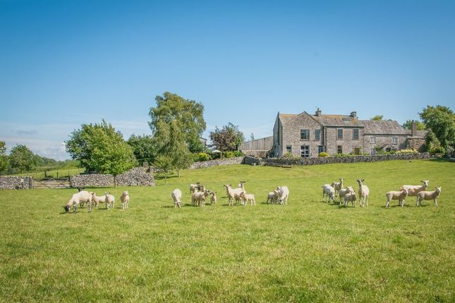 Thumbnail Farmhouse for sale in Yealand Redmayne, Carnforth