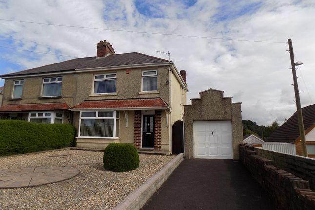 Thumbnail Semi-detached house for sale in Castle Street, Skewen, Neath, Neath Port Talbot.