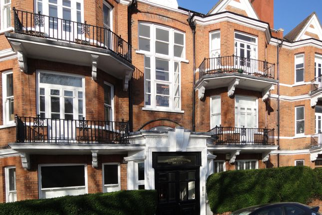 Thumbnail Flat for sale in Linkenholt Mansions, Stamford Brook Avenue, London