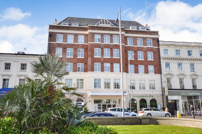 Thumbnail Flat to rent in Sussex Mansions, Cornfield Terrace, Eastbourne