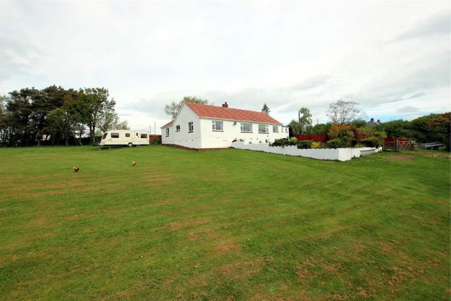 Thumbnail Detached bungalow for sale in Whinlatter, Shaw Wood Road, Thursby, Carlisle, Cumbria