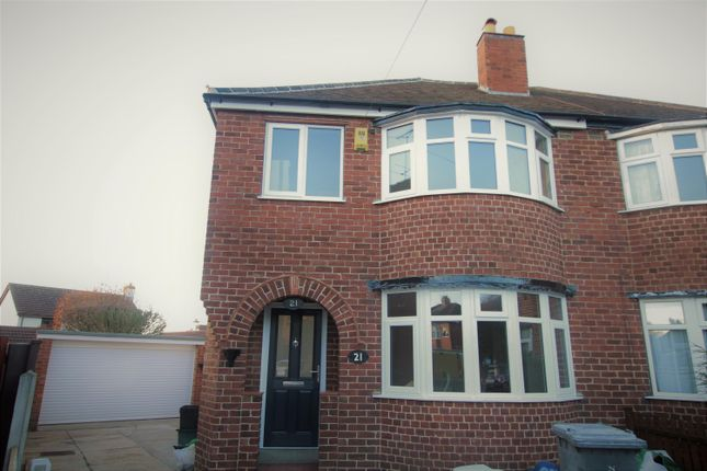 Thumbnail Semi-detached house to rent in Westfield Drive, York