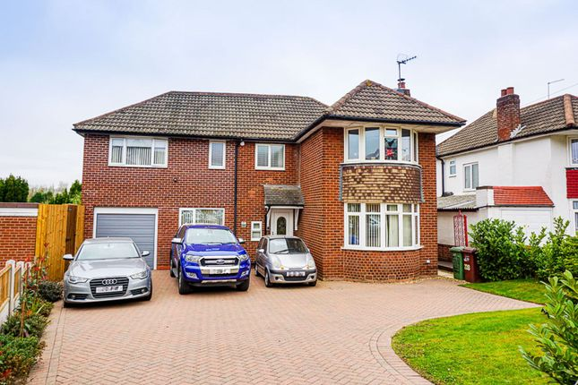 6 bed detached house for sale in Lichfield Road, Rushall WS4
